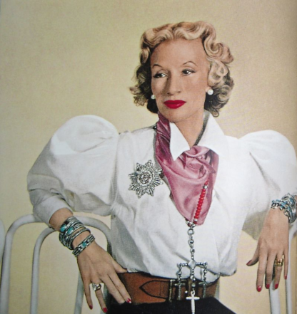 Millicent Rogers Muse 1